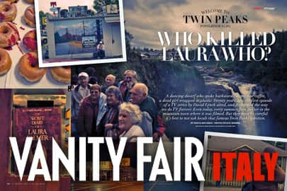 Vanity Fair Italy article