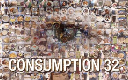 Consumption 32 photomosaic