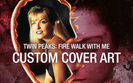 Twin Peaks: Fire Walk With Me custom coverart