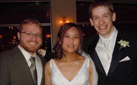 Rene and Ian's Wedding