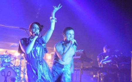 Scissor Sisters concert in Toronto